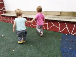 Nuestros valores. Para la Escuela Infantil Anaka Haur Eskola son muy importantes nuestros valores. De ello depende el enfoque de la enseñanza.