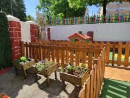Descubre los espacios de la Guardería Anaka Haur Eskola. Nuestros espacios cumplen las normativas más exigentes con respecto a las guarderías.